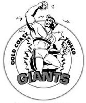 Gold Coast Chargers - Logo of the Gold Coast-Tweed Giants.