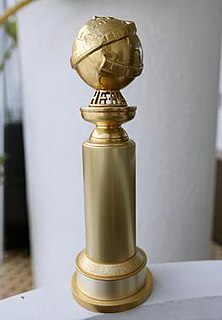 Golden Globe Awards Award of the Hollywood Foreign Press Association