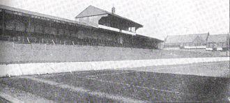 Goodison Park - Goodison Road c.1905