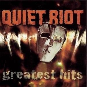 Greatest Hits (Quiet Riot album) - Image: Greatest Hits (Quiet Riot album) cover