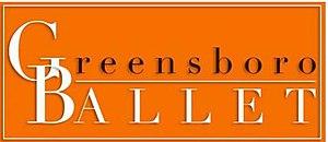 Greensboro Ballet - Image: Greensboro Ballet Logo