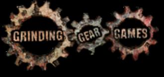 Grinding Gear Games - Image: Grinding Gear Games logo 2012