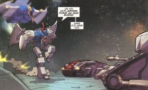 Transformers: The War Within - Members of the Lightning Strike Coalition