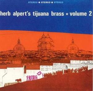 Volume 2 (Herb Alpert's Tijuana Brass album) - Image: Herb Alpert Volume 2