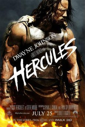 Hercules (2014 film) - Theatrical release poster