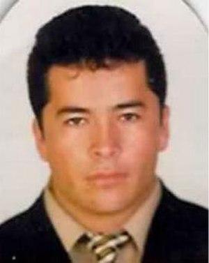 Heriberto Lazcano Lazcano - Image: Heriberto Lazcano Lazcano