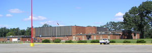 Holton Township, Michigan - Holton High-School