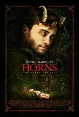 Horns (film) - Official teaser poster
