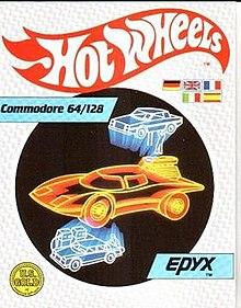 Hot Wheels (video game) - Wikipedia