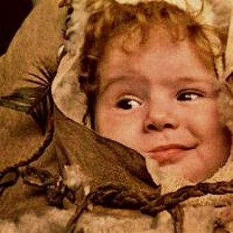Elora Danan - Elora Danan as an infant