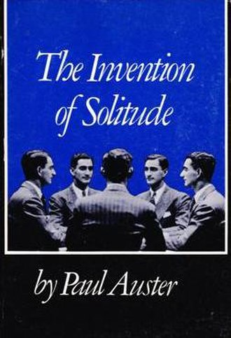 The Invention of Solitude - First edition