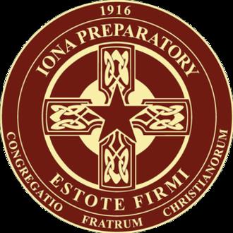 Iona Preparatory School - Iona Prep Official Logo
