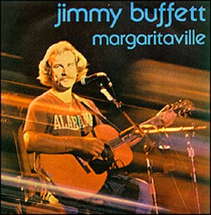 Margaritaville - 1977 Italian single picture sleeve