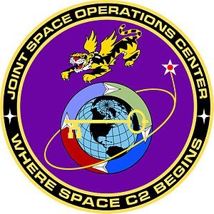 Joint Space Operations Center - JSpOC Emblem