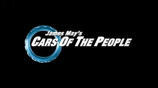 <i>James Mays Cars of the People</i>