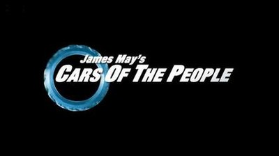 Picture of a TV show: James May's Cars Of The People