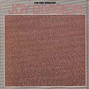 The Peel Sessions (Joy Division) - Image: Joy Division The Peel Sessions 1987
