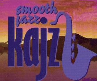 KAJZ - Image: KAJZ smoothjazz logo