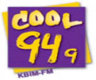 KBIM-FM -  former logo