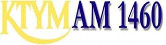 KTYM - Image: KTYM logo