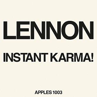 Instant Karma! - Image: Karma UK