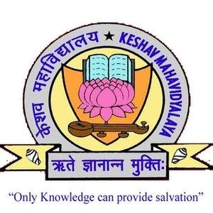 Keshav Mahavidyalaya - Image: Keshav logo