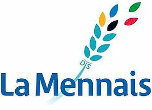 Brothers of Christian Instruction - Image: La Mennais Brothers Logo