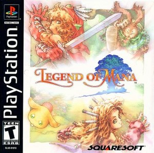 Legend of Mana - Image: Legend of Mana