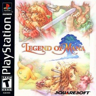 Legend of Mana - Image: Legend of Mana