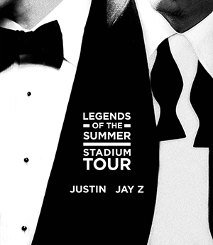 Legends of the Summer - Image: Legends of the Summer Stadium Tour