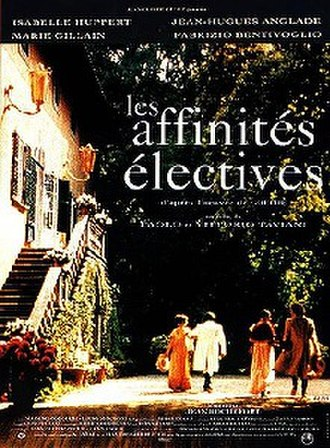 The Elective Affinities - Film poster