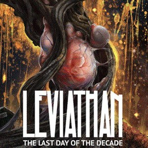 Leviathan: The Last Day of the Decade - Cover art