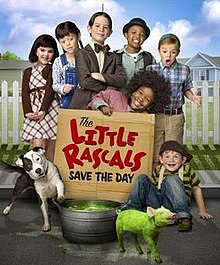 The Little Rascals Save The Day Wikipedia