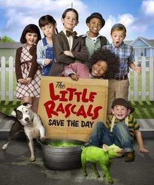 The Little Rascals Save the Day - Image: Little Rascals Save The Day