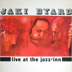 Live at the Jazz'Inn - Image: Live at the Jazz Inn