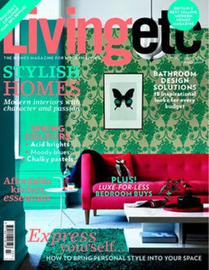 Livingetc - Cover of Livingetc