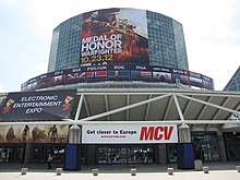 Los Angeles Convention Center E3 2012.jpg