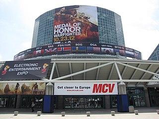 E3 2012 18th Electronic Entertainment Expo