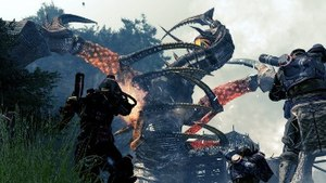 Lost Planet 2 - Image: Lost Planet 2Gameplay