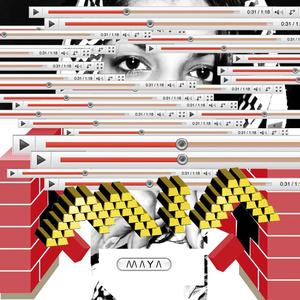 Maya (M.I.A. album) - Image: M.I.A. Maya