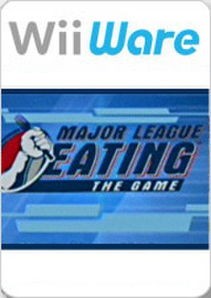 Major League Eating: The Game - Image: Major League Eating The Game