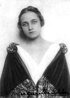 Margarete Schön German actress