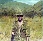 Cpl. Tony SantiagoVietnam War