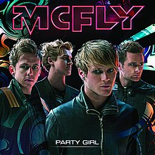 Party Girl Mcfly Song Wikipedia