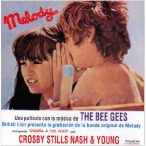 Melody (soundtrack) - Image: Melody Soundtrack