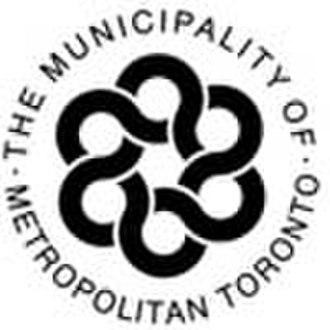 Metropolitan Toronto - Image: Metro Toronto Logo