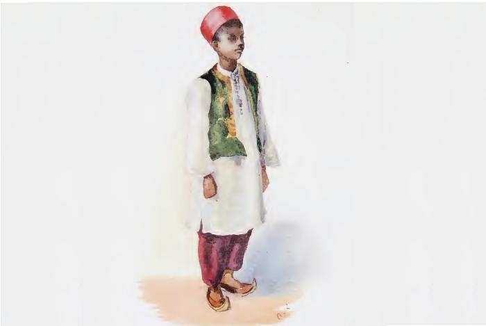 Mohammadan boy 1914