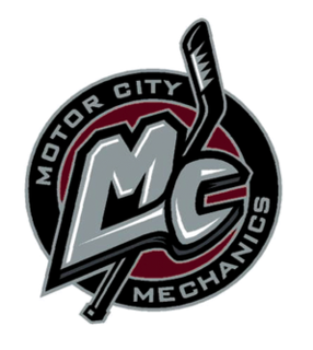 Motor City Mechanics Former American ice hockey team