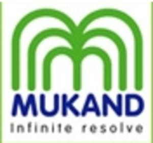 Mukand - Mukand Ltd Logo