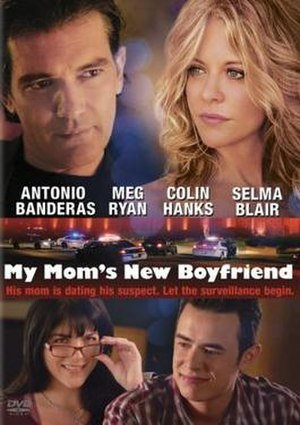 My Mom's New Boyfriend - DVD poster